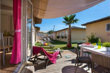 COTTAGE 3 chambres *** CALIFORNIA avec climatisation - Club Farret