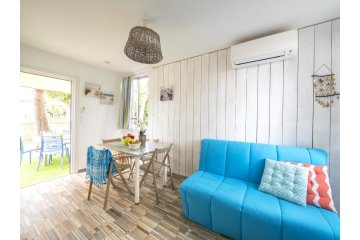 Cabin 2 bedrooms*** with air-conditioning - Club Farret