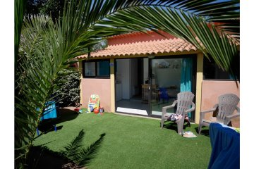 HOLIDAY HOME 2 bedrooms  ** with air-conditioning - Club Farret