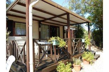 Cottage espace B - 2 chambres (climatisation, 32m²-37m²) - Domaine de la Bergerie