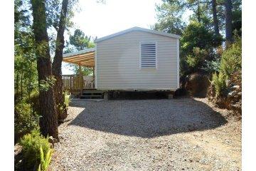 Cottage A - 3 chambres (sans climatisation, 32m²) - Domaine de la Bergerie