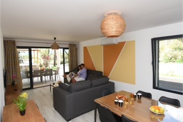 Villa Ilot Couleur 4 chambres - La Baume