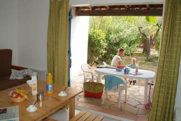 Holiday Home BASTIDON 55 m² - 2 bedrooms - adapted to the people with reduced mobility - La Baume