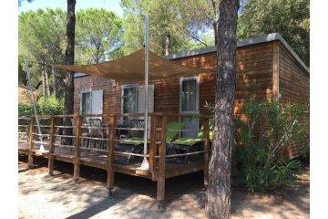 Mobil-home PREMIUM ACACIA  40 m² - 2 chambres - La Baume