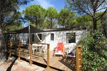 Mobil-home PHOENIX 30m² - 2 chambres - La Baume