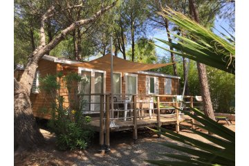Mobil-home SUPERIEUR DRACENA 32 m² - 3 chambres - La Baume