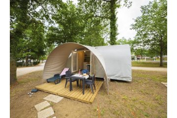 Furnished tent **- 1 bedroom - Parc du Val de Loire