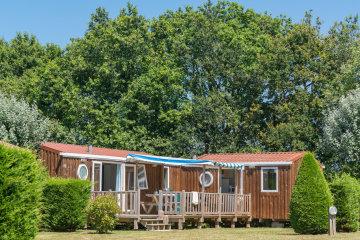 Cottage DUO****, 18 et 32m², 4ch, - Village de la Guyonnière
