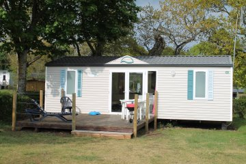 Mobile home BIKINI - 2 bedrooms - Au Bocage du Lac