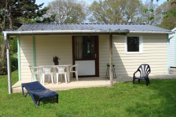 Chalet Vahiné Wheelchair friendly - 2 bedrooms - Au Bocage du Lac