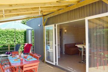 Cottage Ria PREMIUM (2 bedrooms - 2 bathrooms) - L'Océan Breton