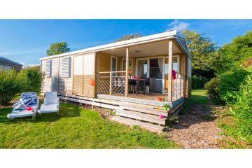 Cottage  cabin**** (3 bedrooms) - L'Océan Breton