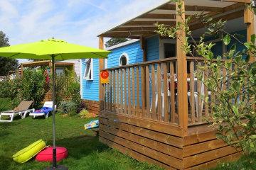 Cottage sheltered terrace**** (3 bedrooms) - L'Océan Breton