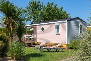 Cottage*** (2 chambres) - terrasse couverte - L'Océan Breton