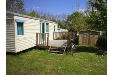 Mobil Home ABI 27m² - 2 chambres - 2 Adultes et 2 enfants - Terrasse - L'Orée de l'Océan