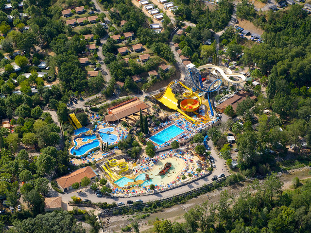 The 10 most beautiful water parks on campsites