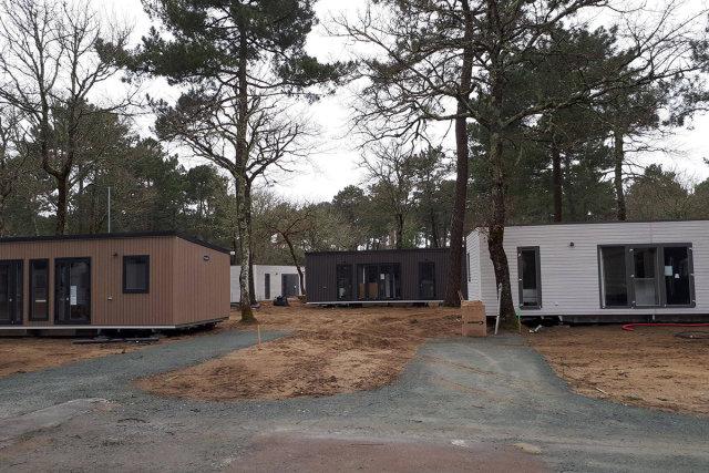 A new Premium quarter at the L'Orée du Bois campsite