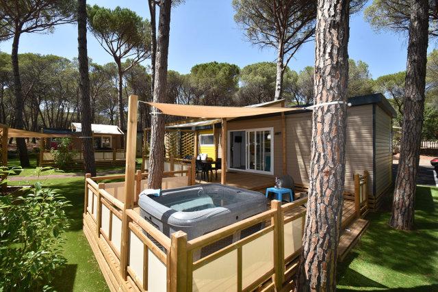 Un nouveau quartier Premium au camping La Bastiane