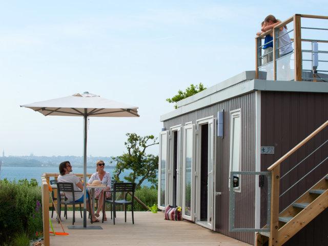 Bahia Lodge (Camping Les Mouettes)