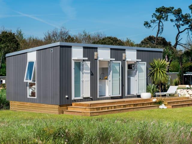 A new Premium quarter at the Les Iles campsite
