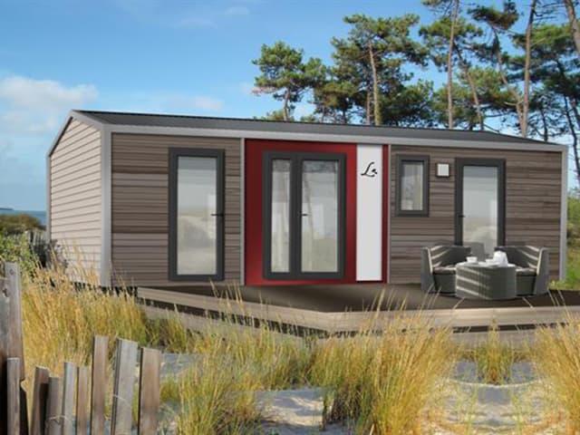 Un nouveau village Premium au camping Le Fief