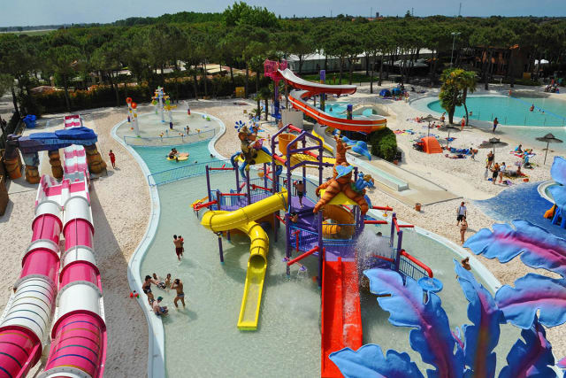 The 10 finest campsite aquatic parks in Italy