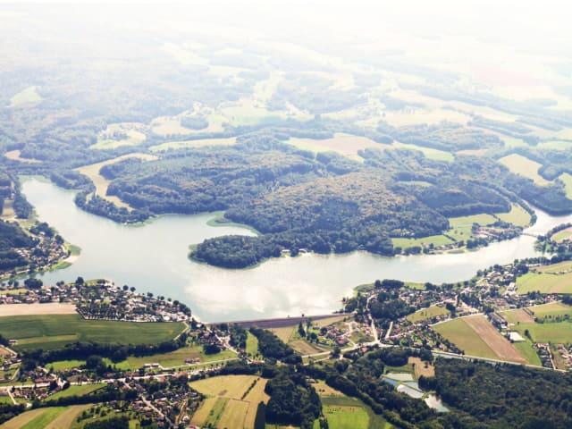 Lac de Bouzey