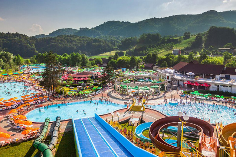 camping luxe terme olimia