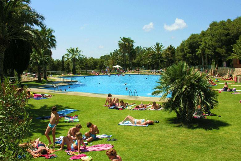 camping luxe vilanova park