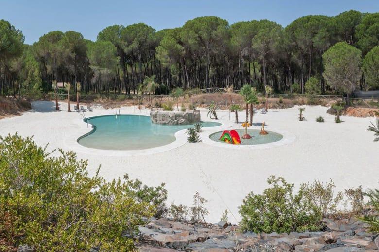 camping luxe donarrayan park