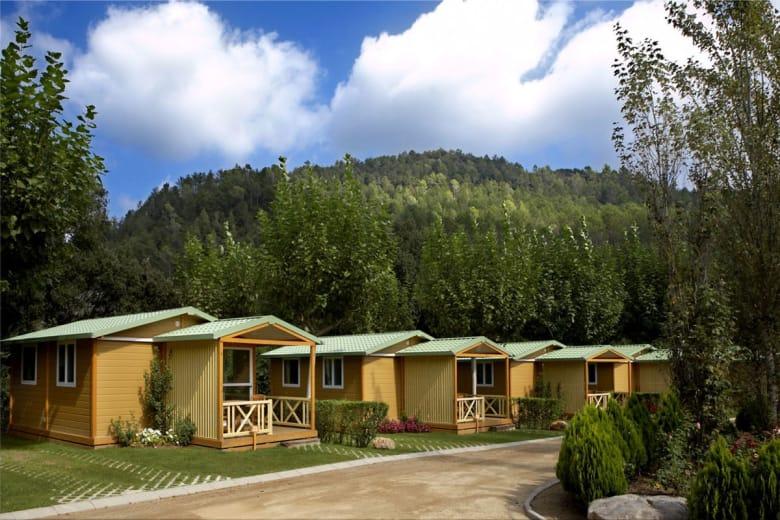 camping luxe bassegoda