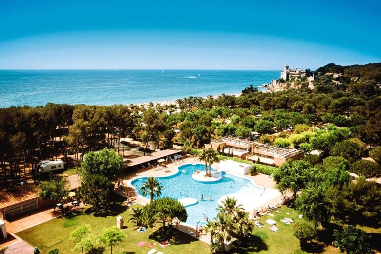 camping luxe tamarit park resort