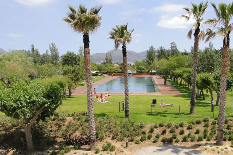 camping luxe rubina resort