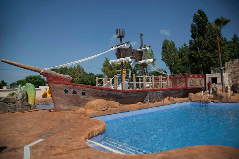 camping luxe spa natura resort