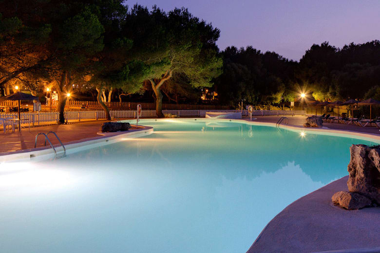 camping luxe san bou