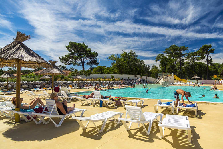 camping luxe la pointe