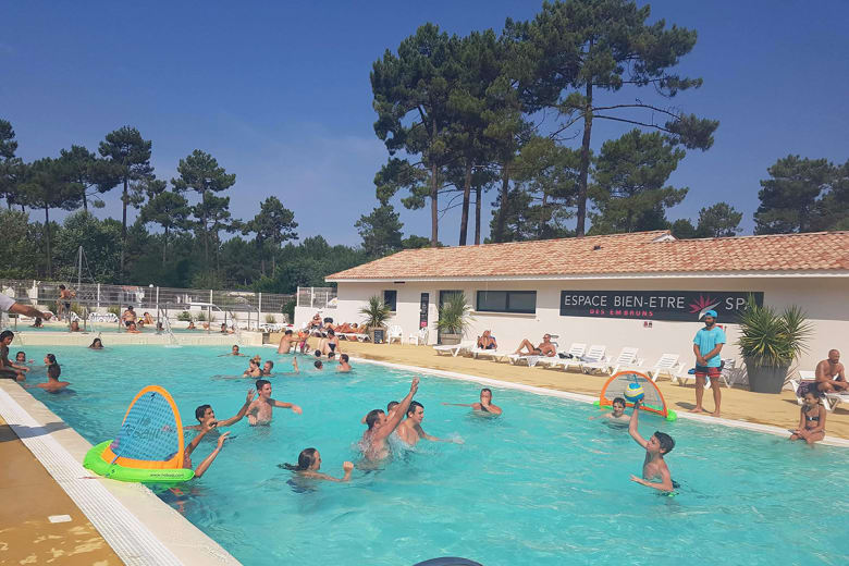 camping luxe les embruns