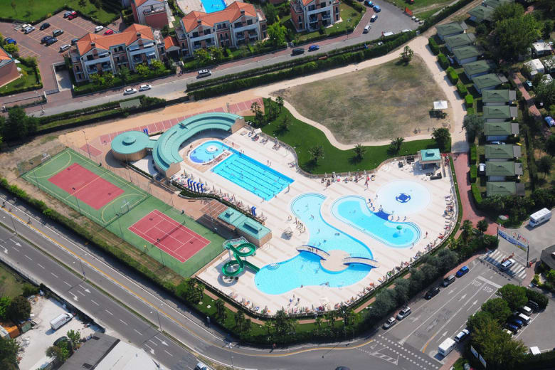 camping luxe europa campeggi village