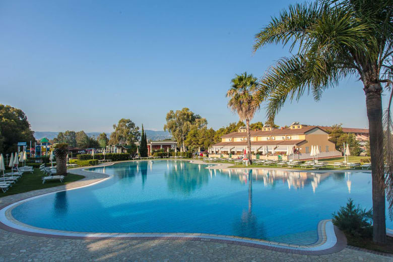 camping luxe il salice