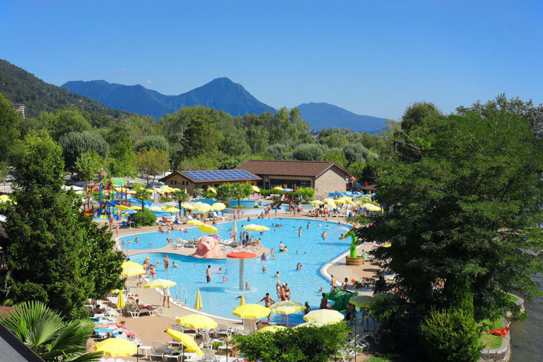 camping luxe isolino
