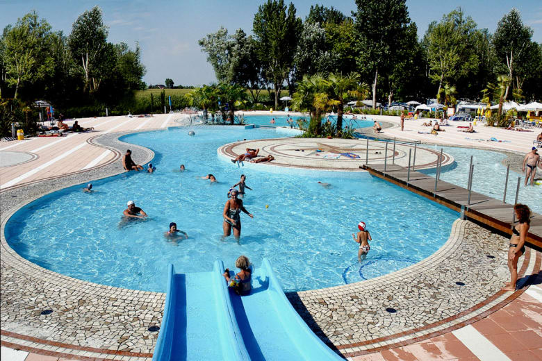 camping luxe laguna village