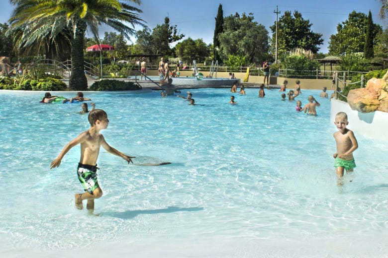 camping luxe le capenne
