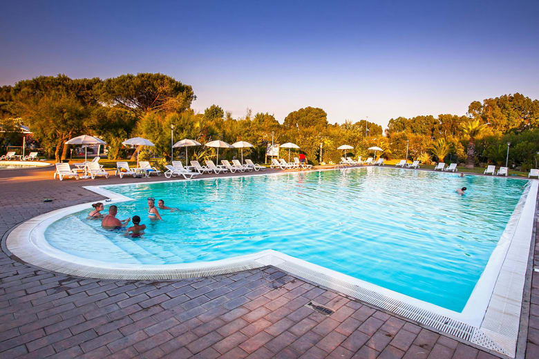 camping luxe le tamerici