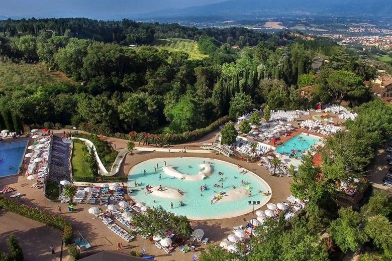 camping luxe norcenni girasole club