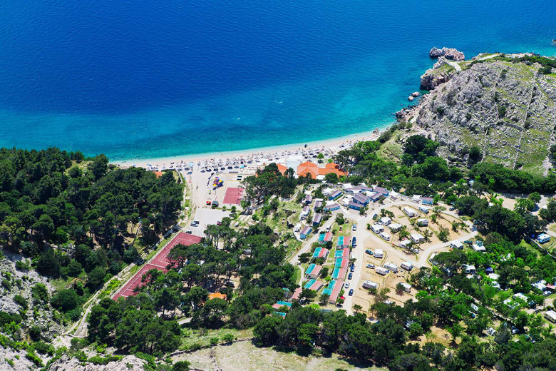 camping luxe naturist bunculuka