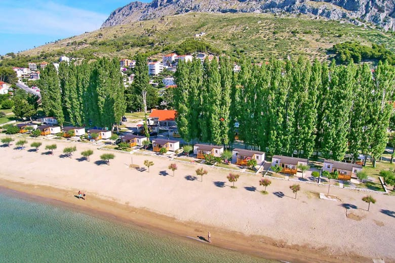 camping luxe galeb