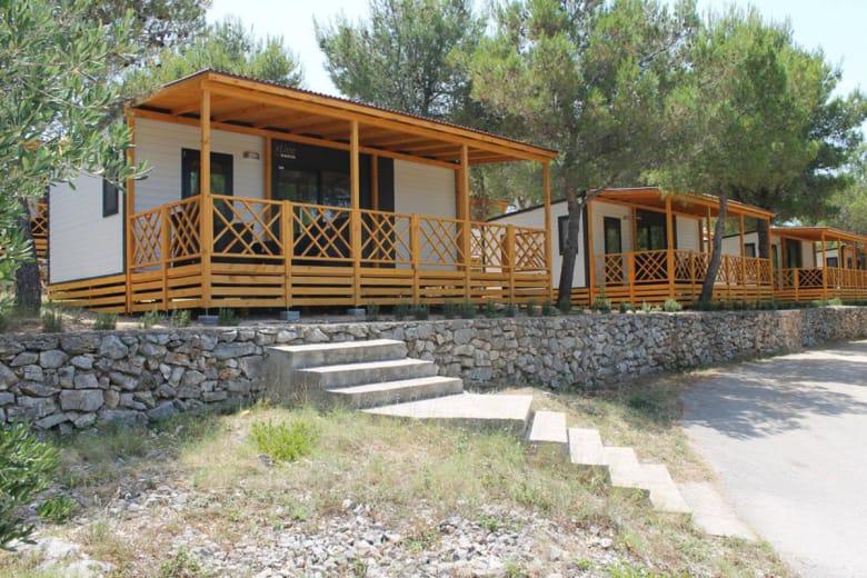 camping luxe jezera village