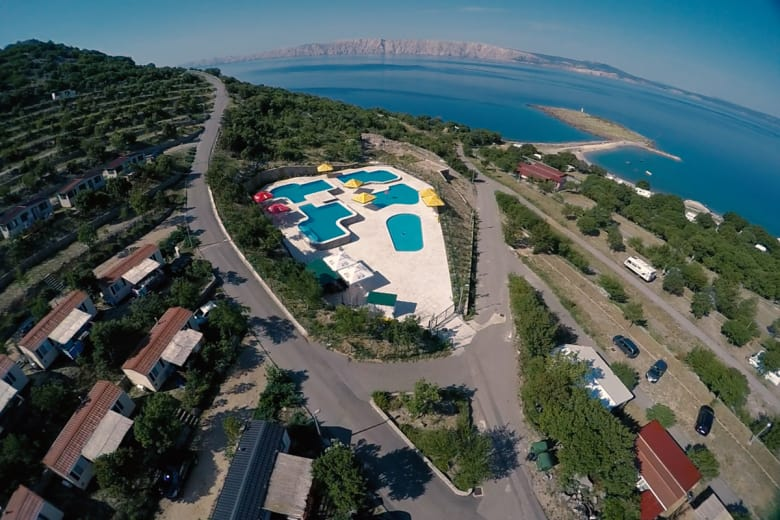 camping luxe klenovica