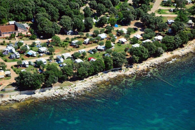 camping luxe koversada
