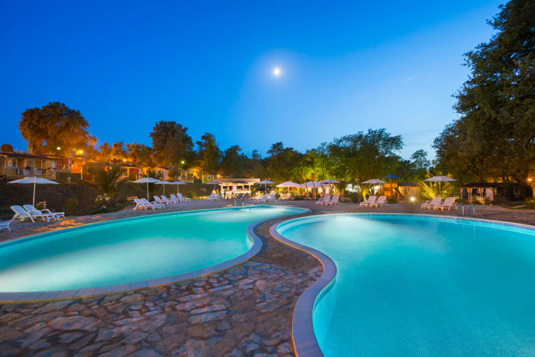 camping luxe mareda